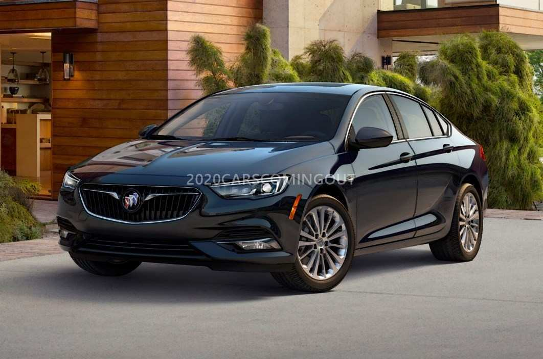 19 Gallery of 2020 Buick Regal Grand National Release Date for 2020 Buick Regal Grand National