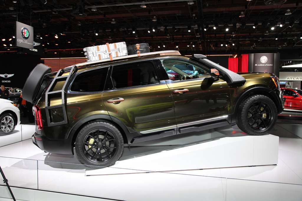 19 Gallery of 2020 Kia Telluride Lx Research New with 2020 Kia Telluride Lx