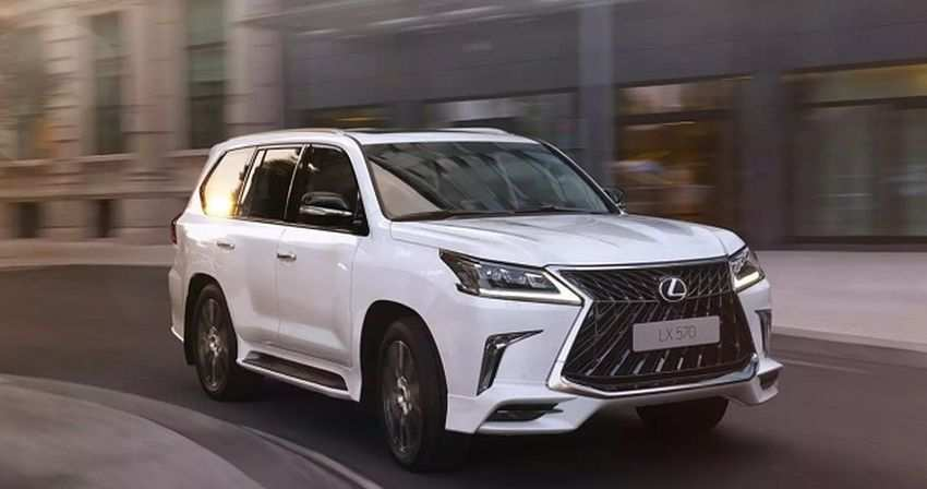19 Gallery of 2020 Lexus Lx 570 Hybrid Exterior and Interior by 2020 Lexus Lx 570 Hybrid