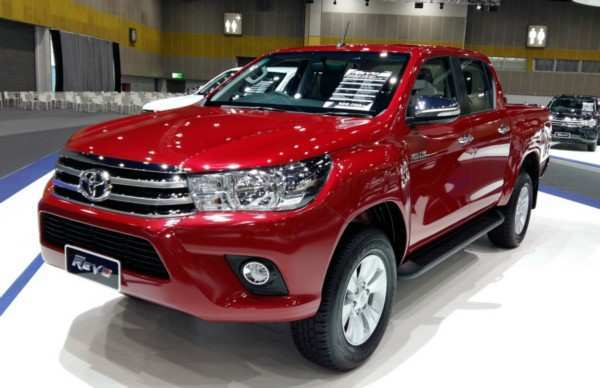 19 Gallery of Toyota Hilux 2020 Model Specs and Review by Toyota Hilux 2020 Model