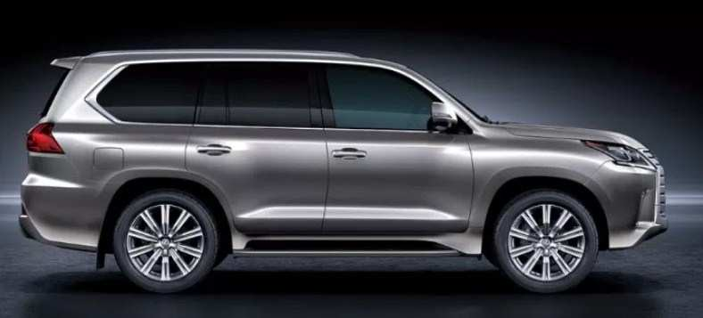 19 Great 2020 Lexus Lx 570 Hybrid Configurations with 2020 Lexus Lx 570 Hybrid