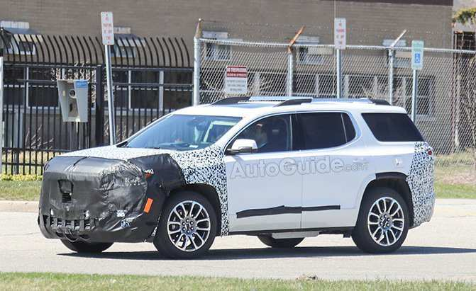 19 Great Gmc Suv 2020 Redesign with Gmc Suv 2020