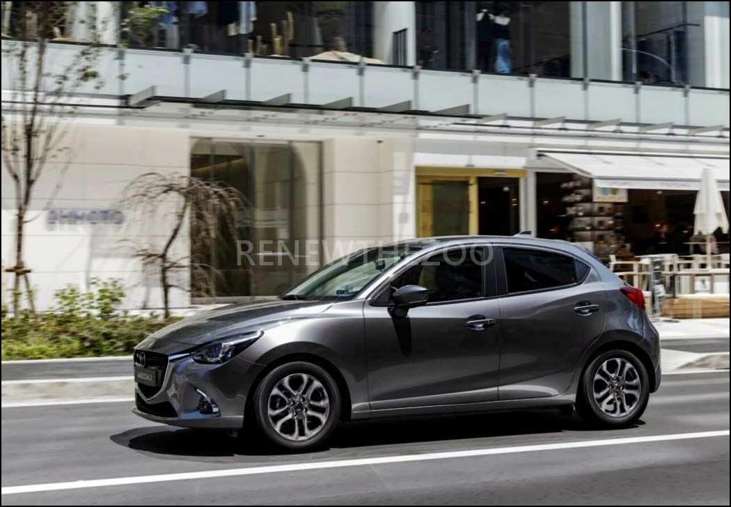 19 Great Mazda 2 Hatchback 2020 Rumors with Mazda 2 Hatchback 2020
