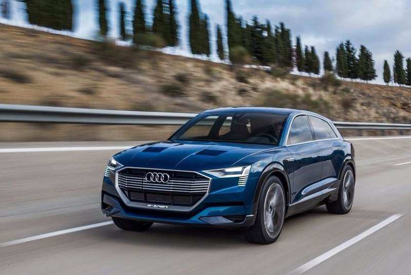 19 New Audi New Electric Car 2020 Wallpaper with Audi New Electric Car 2020