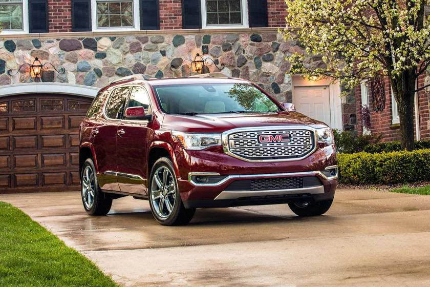 19 New Gmc Acadia 2020 Price New Review for Gmc Acadia 2020 Price