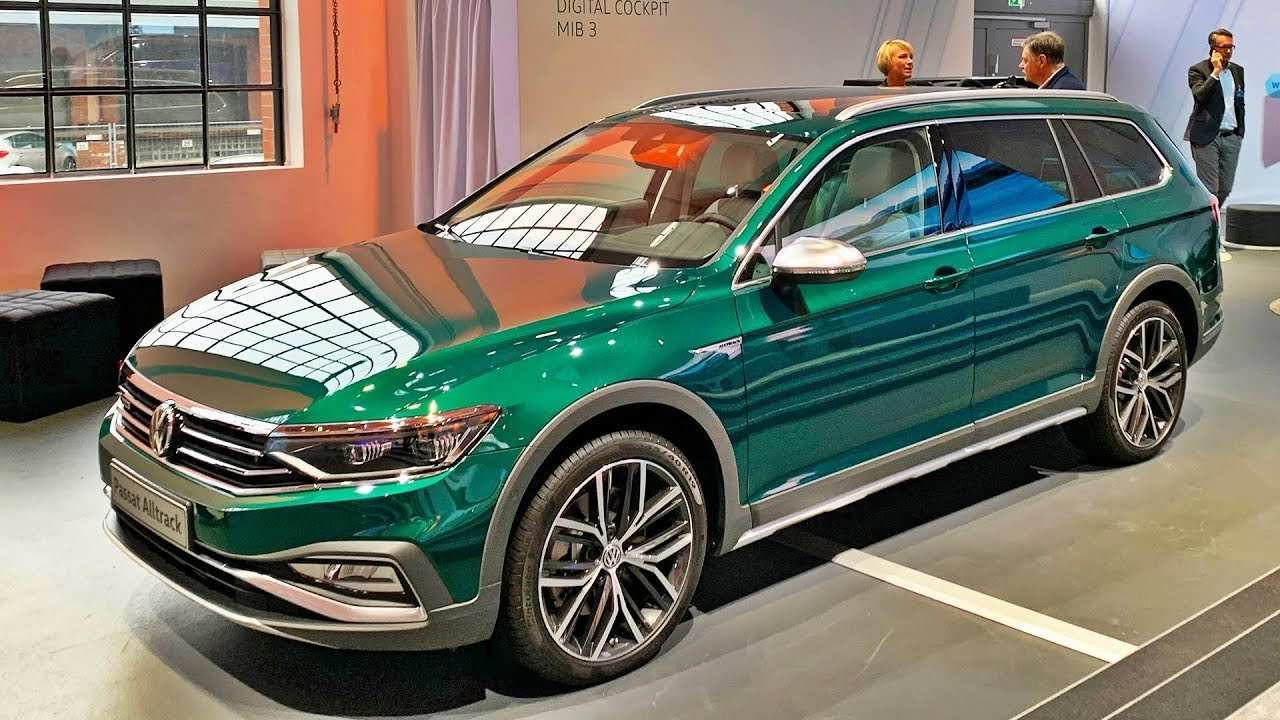 19 New Volkswagen Passat Alltrack 2020 Price and Review by Volkswagen Passat Alltrack 2020
