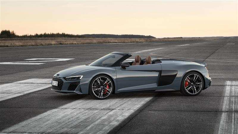 19 The 2020 Audi R8 V10 Performance Spesification with 2020 Audi R8 V10 Performance