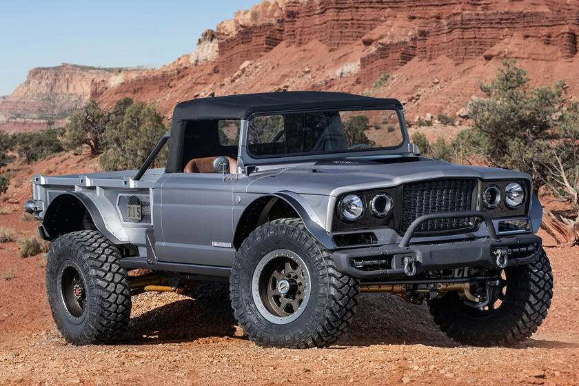 19 The 2020 Jeep Gladiator V8 Redesign with 2020 Jeep Gladiator V8