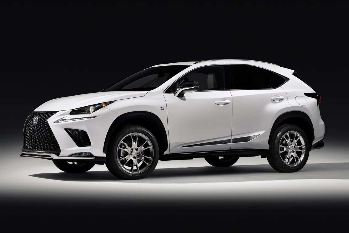19 The 2020 Lexus Nx Updates Picture for 2020 Lexus Nx Updates