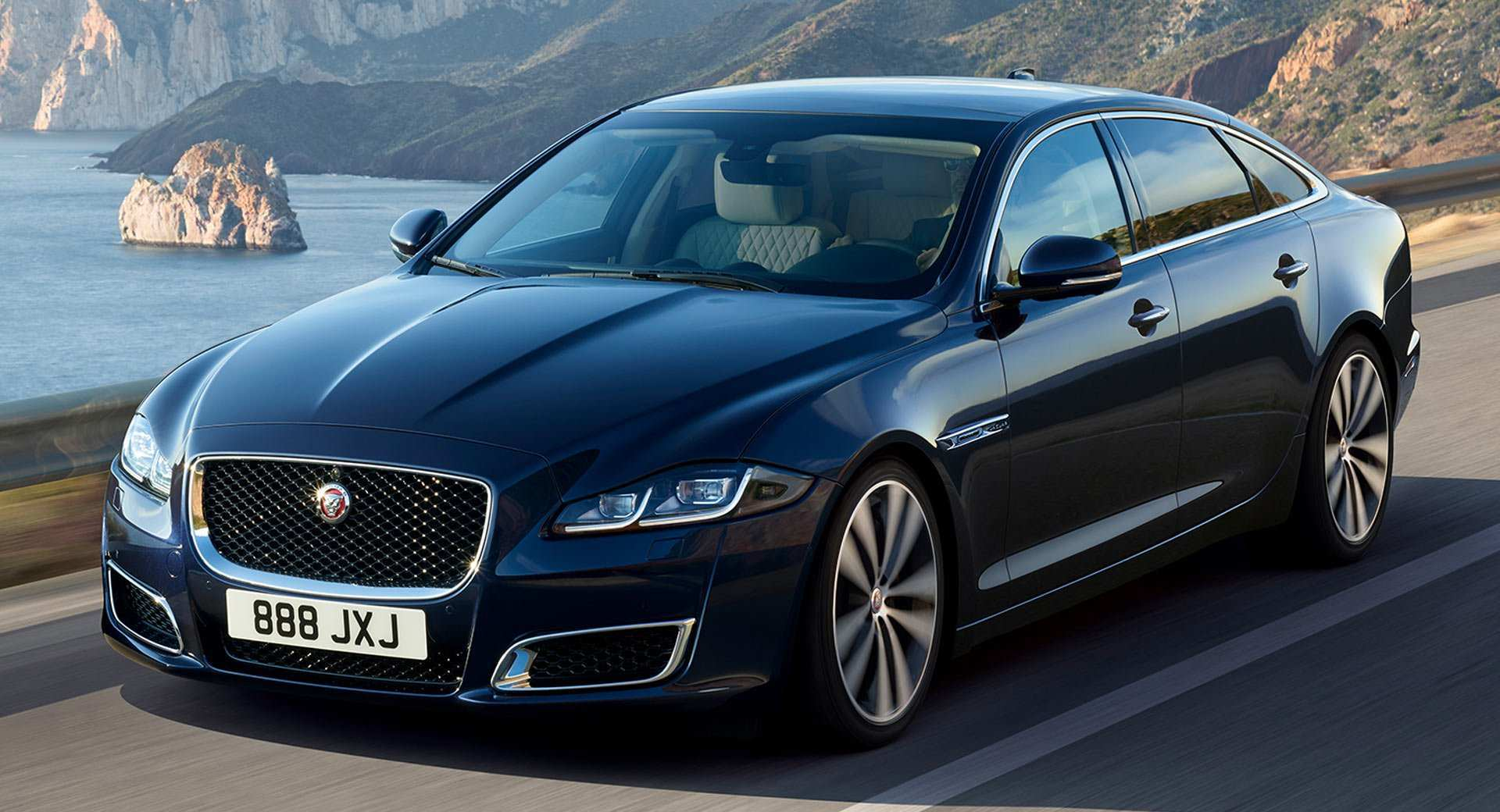19 The Jaguar Sedan 2020 Pictures with Jaguar Sedan 2020