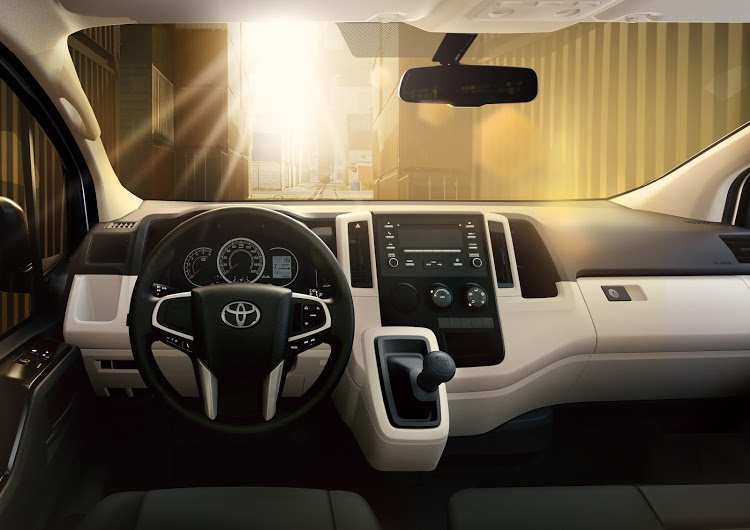 19 The New Toyota Quantum 2020 Interior Interior by New Toyota Quantum 2020 Interior