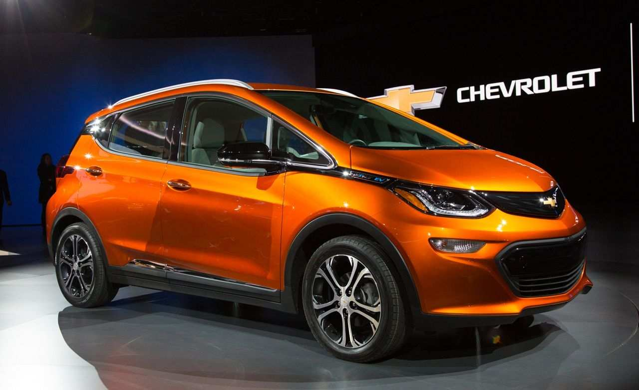20 All New 2020 Chevrolet Bolt Ev Release Date by 2020 Chevrolet Bolt Ev