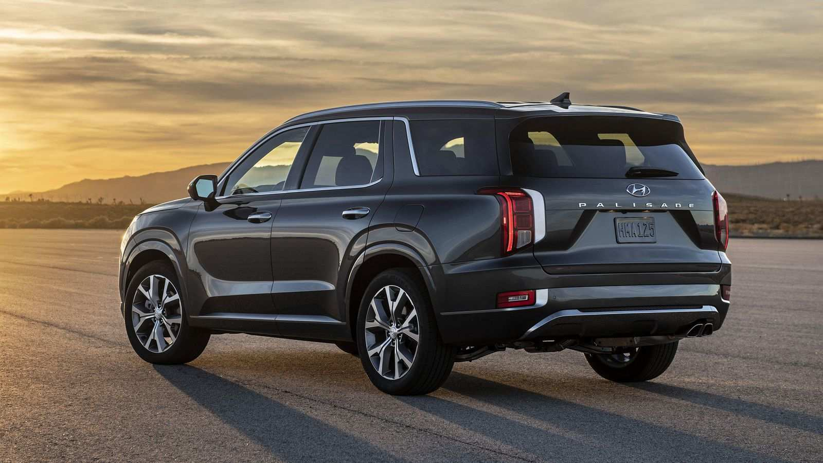 20 All New Cost Of 2020 Hyundai Palisade Review with Cost Of 2020 Hyundai Palisade