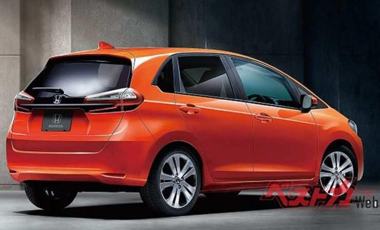 20 All New Honda Jazz New Model 2020 Pictures with Honda Jazz New Model 2020