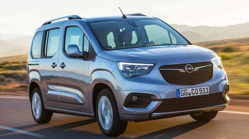 20 All New Opel Van 2020 Price with Opel Van 2020
