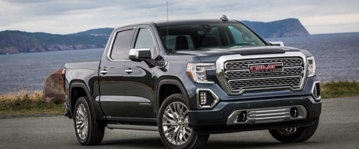 20 Best Review 2020 Gmc Sierra Interior Overview by 2020 Gmc Sierra Interior