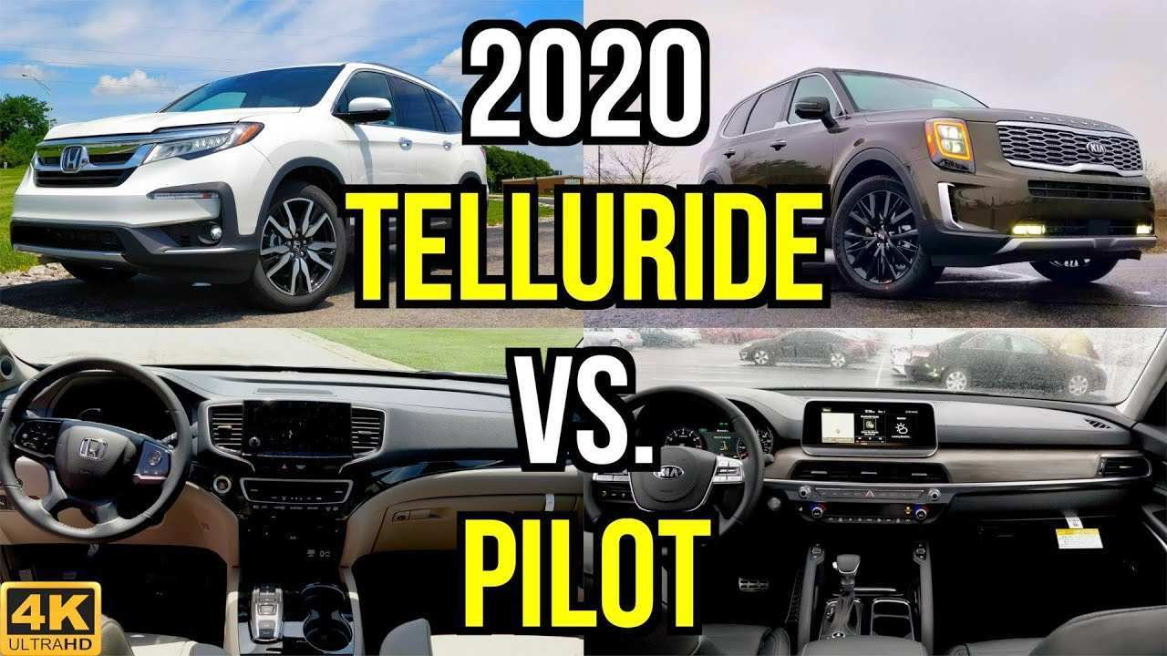 20 Best Review 2020 Kia Telluride Vs Honda Pilot Pricing for 2020 Kia Telluride Vs Honda Pilot