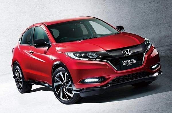 20 Best Review Honda Vezel Hybrid 2020 Exterior and Interior for Honda Vezel Hybrid 2020
