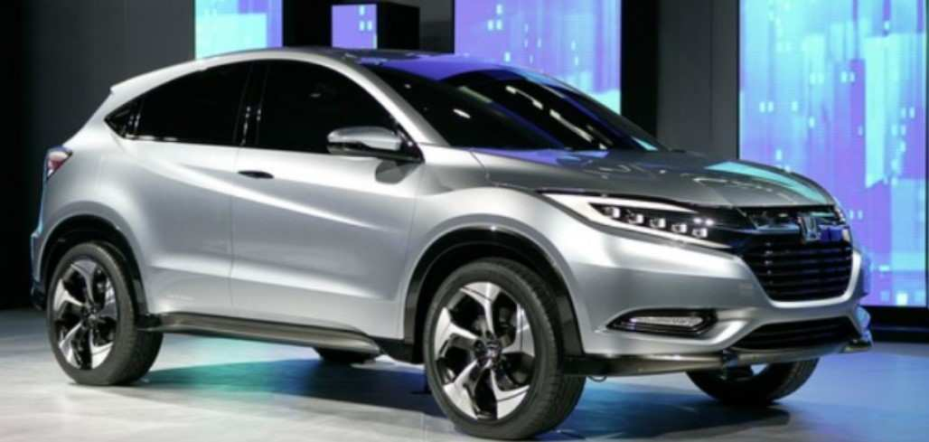 20 Best Review Honda Vezel Hybrid 2020 Redesign and Concept with Honda Vezel Hybrid 2020