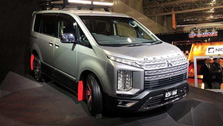 20 Best Review Mitsubishi Delica 2020 Release Date by Mitsubishi Delica 2020