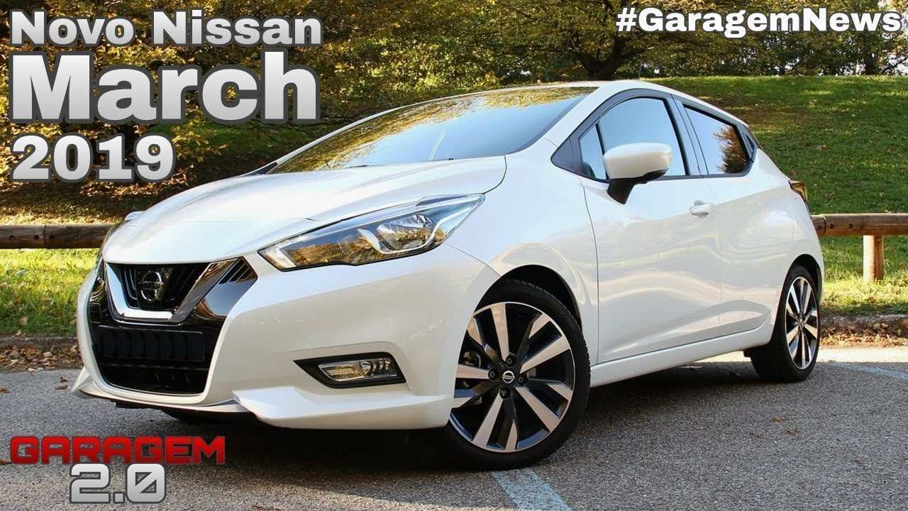 20 Best Review Nissan March 2020 Brasil Prices by Nissan March 2020 Brasil