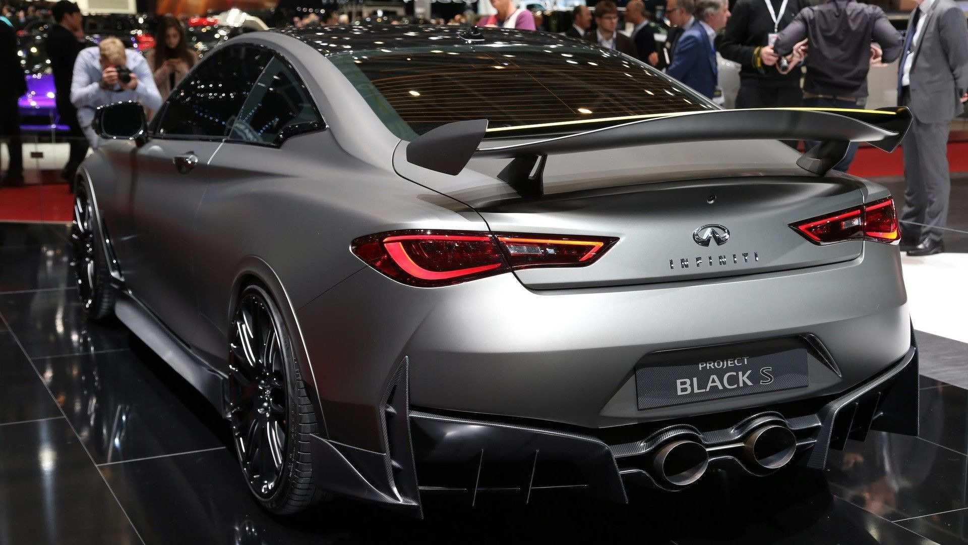 20 Concept of 2020 Infiniti Q60 Project Black S Exterior by 2020 Infiniti Q60 Project Black S