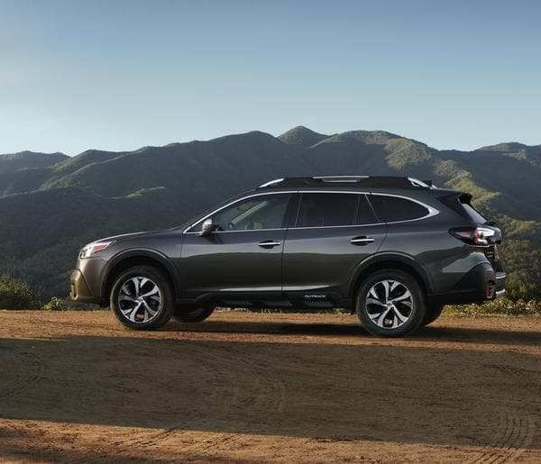 20 Concept of Subaru Outback 2020 First Drive by Subaru Outback 2020