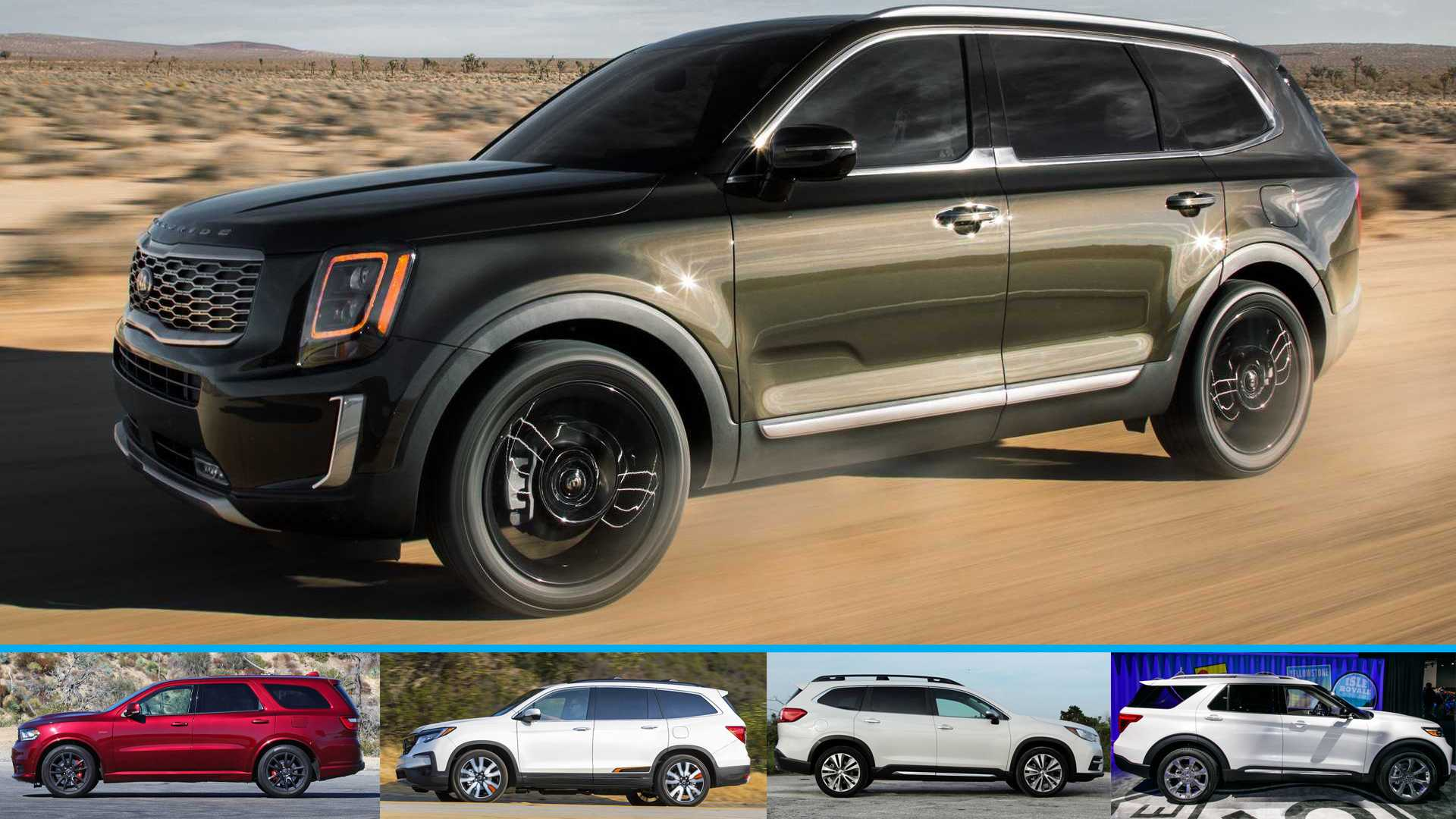 20 Gallery of 2020 Kia Telluride Vs Honda Pilot Pricing with 2020 Kia Telluride Vs Honda Pilot