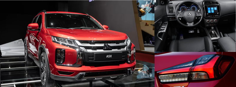 20 Gallery Of Mitsubishi Asx 2020 Uk Specs And Review With