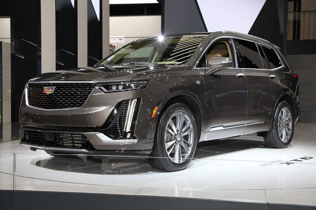 20 Great 2020 Cadillac Xt6 Availability Redesign and Concept for 2020 Cadillac Xt6 Availability
