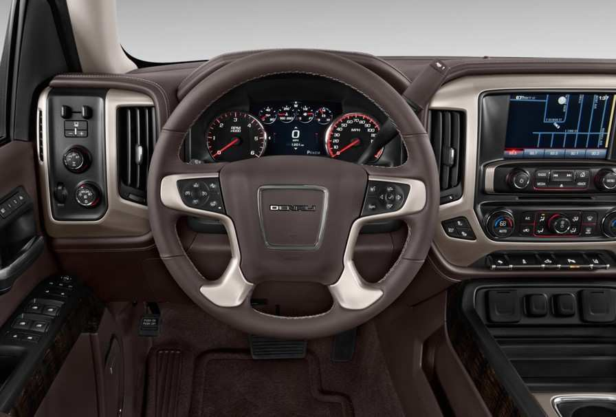 20 Great 2020 Gmc Sierra Interior Images for 2020 Gmc Sierra Interior