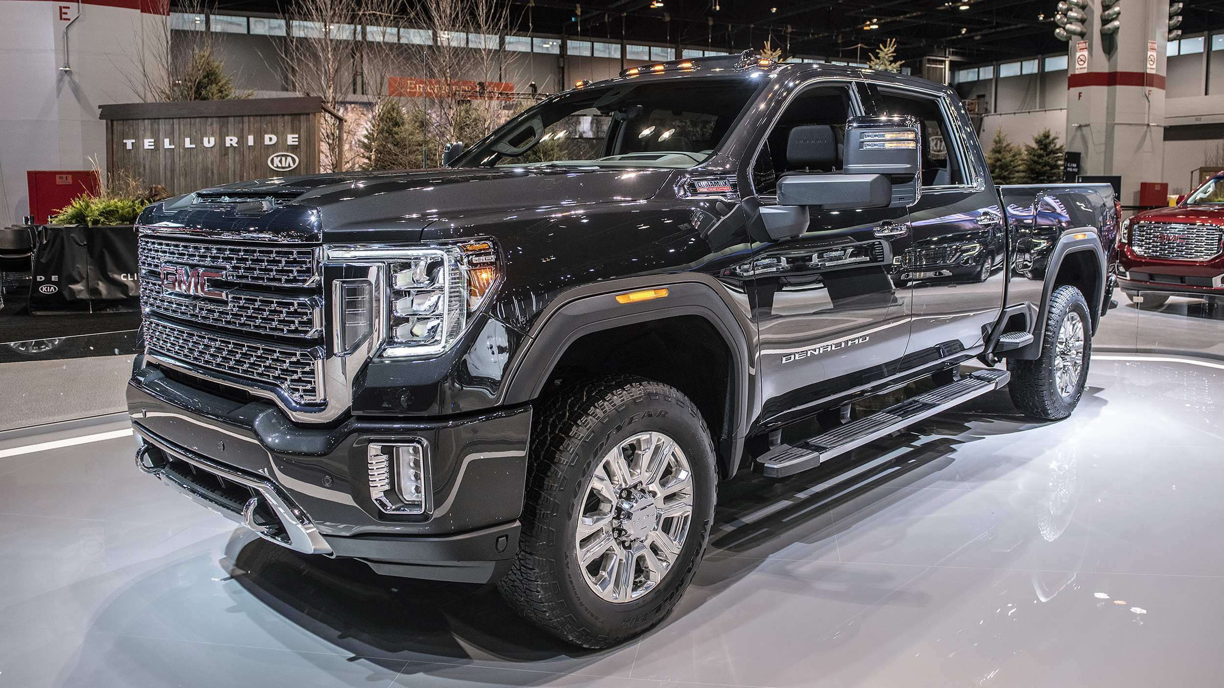 20 Great Gmc Sierra Denali Hd 2020 Performance and New Engine for Gmc Sierra Denali Hd 2020