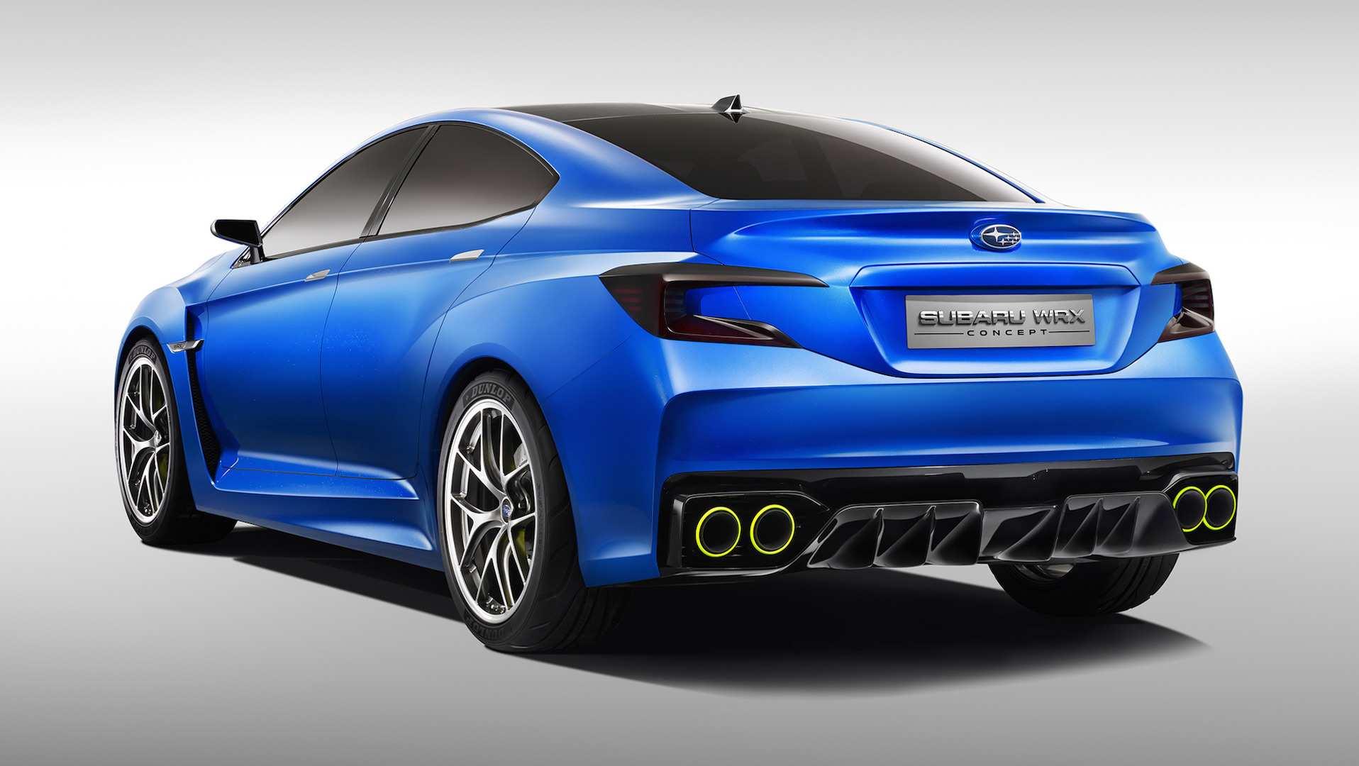 20 Great Subaru Sti 2020 Concept Overview for Subaru Sti 2020 Concept