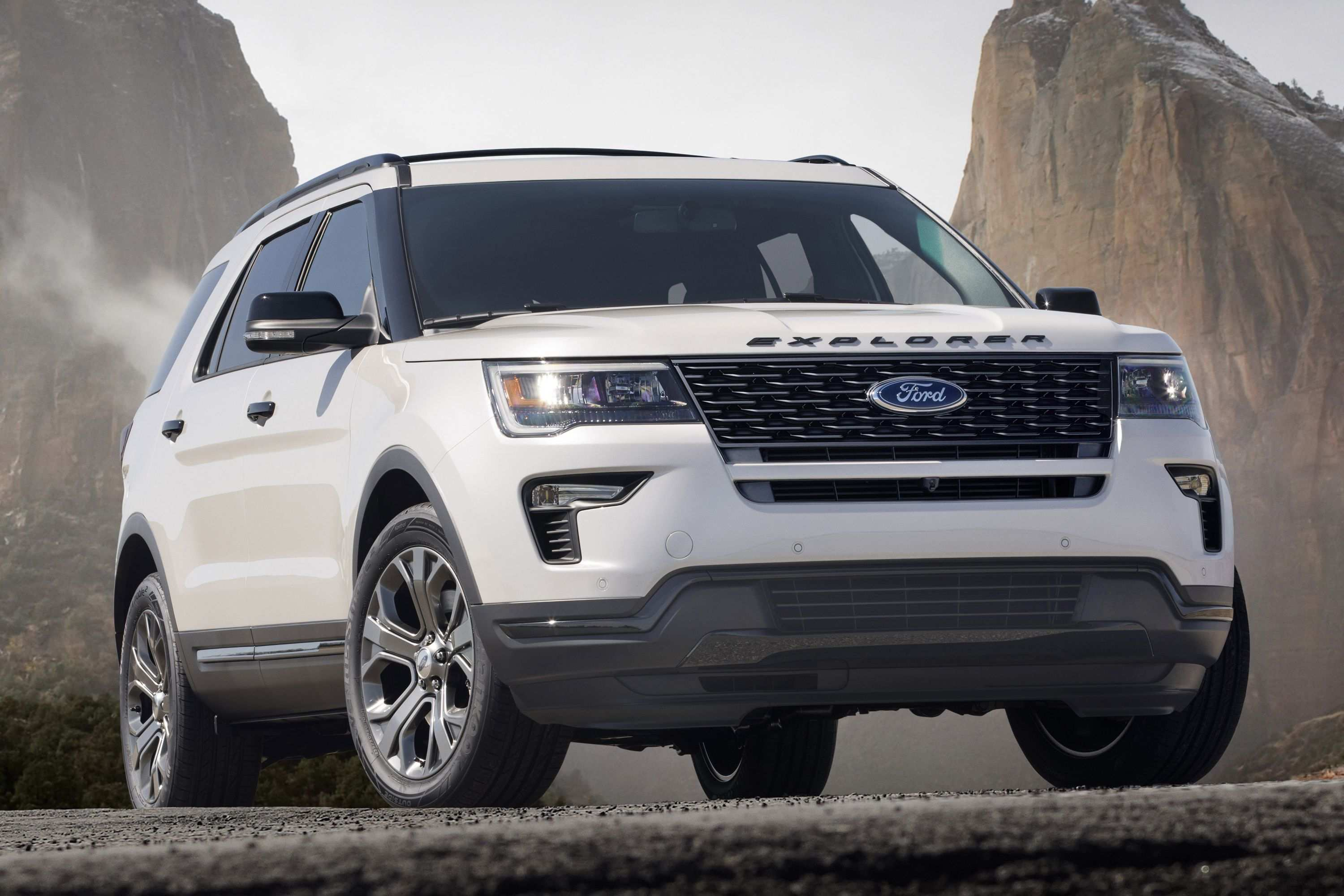 20 New Ford New Explorer 2020 Performance by Ford New Explorer 2020