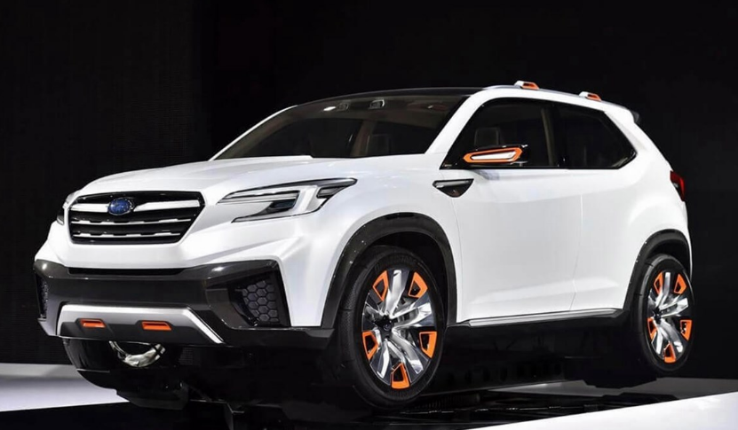 20 The Subaru Suv 2020 Specs and Review with Subaru Suv 2020