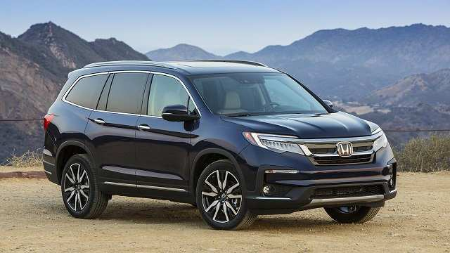 21 All New Honda Pilot 2020 Release Date Exterior and Interior by Honda Pilot 2020 Release Date