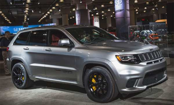 21 All New Jeep Trackhawk 2020 Spesification for Jeep Trackhawk 2020