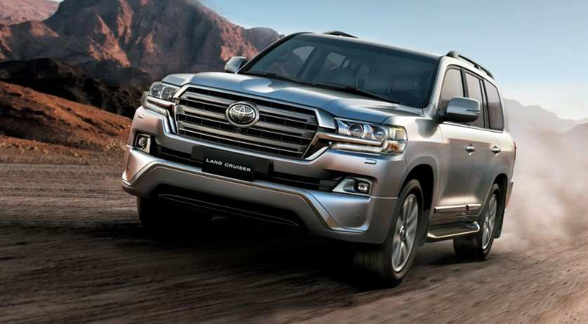 21 All New Toyota Land Cruiser 2020 Interior Pricing by Toyota Land Cruiser 2020 Interior