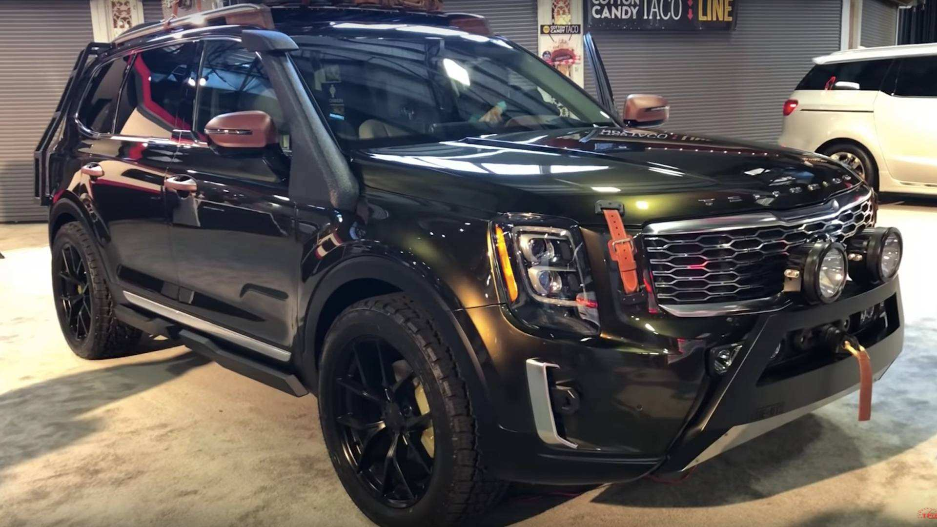 21 Best Review 2020 Kia Telluride Video Price for 2020 Kia Telluride Video