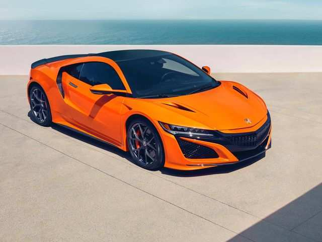 21 Best Review Acura Nsx 2020 Specs Exterior with Acura Nsx 2020 Specs