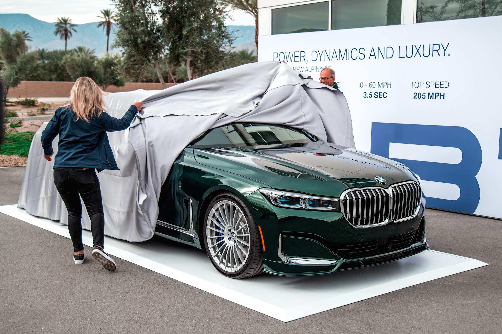 21 Best Review BMW Alpina B7 2020 Price Concept by BMW Alpina B7 2020 Price