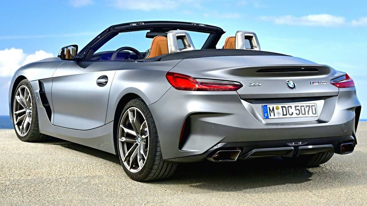 21 Best Review BMW Roadster 2020 First Drive with BMW Roadster 2020