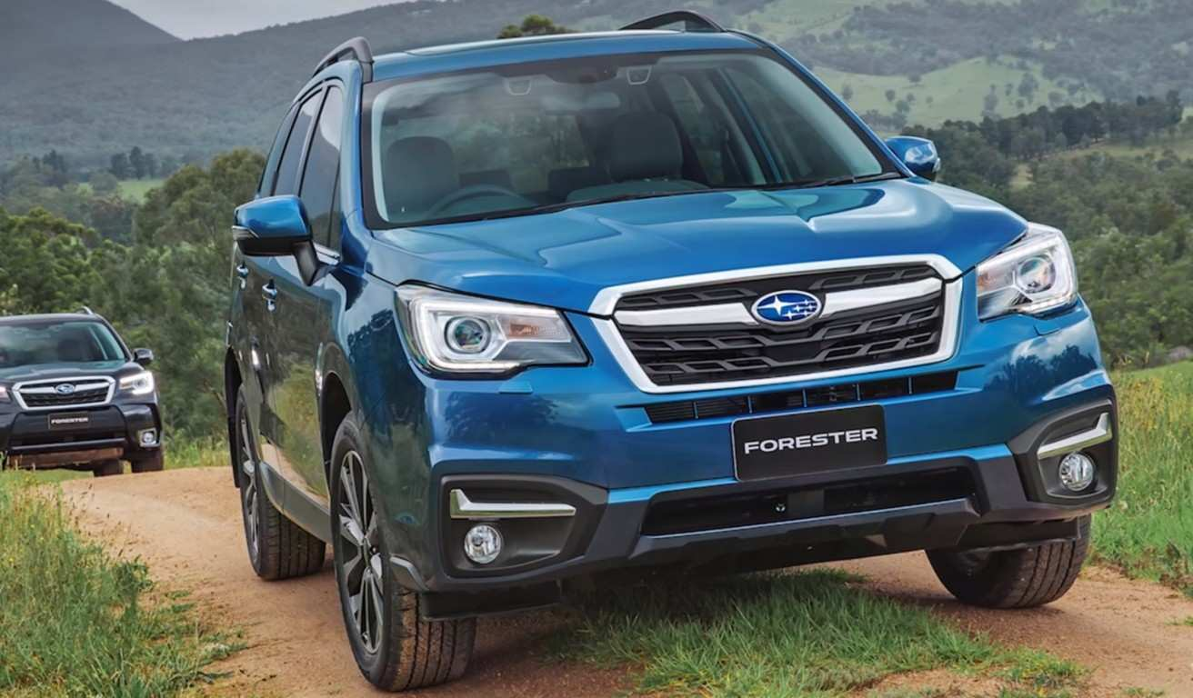 21 Best Review Subaru Forester 2020 Colors Specs by Subaru Forester 2020 Colors