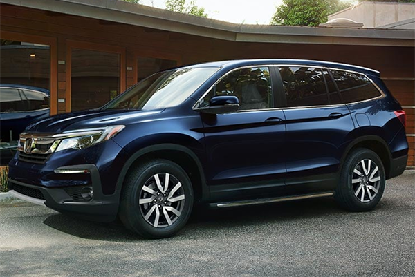 21 Best Review What Will The 2020 Honda Pilot Look Like Model for What Will The 2020 Honda Pilot Look Like