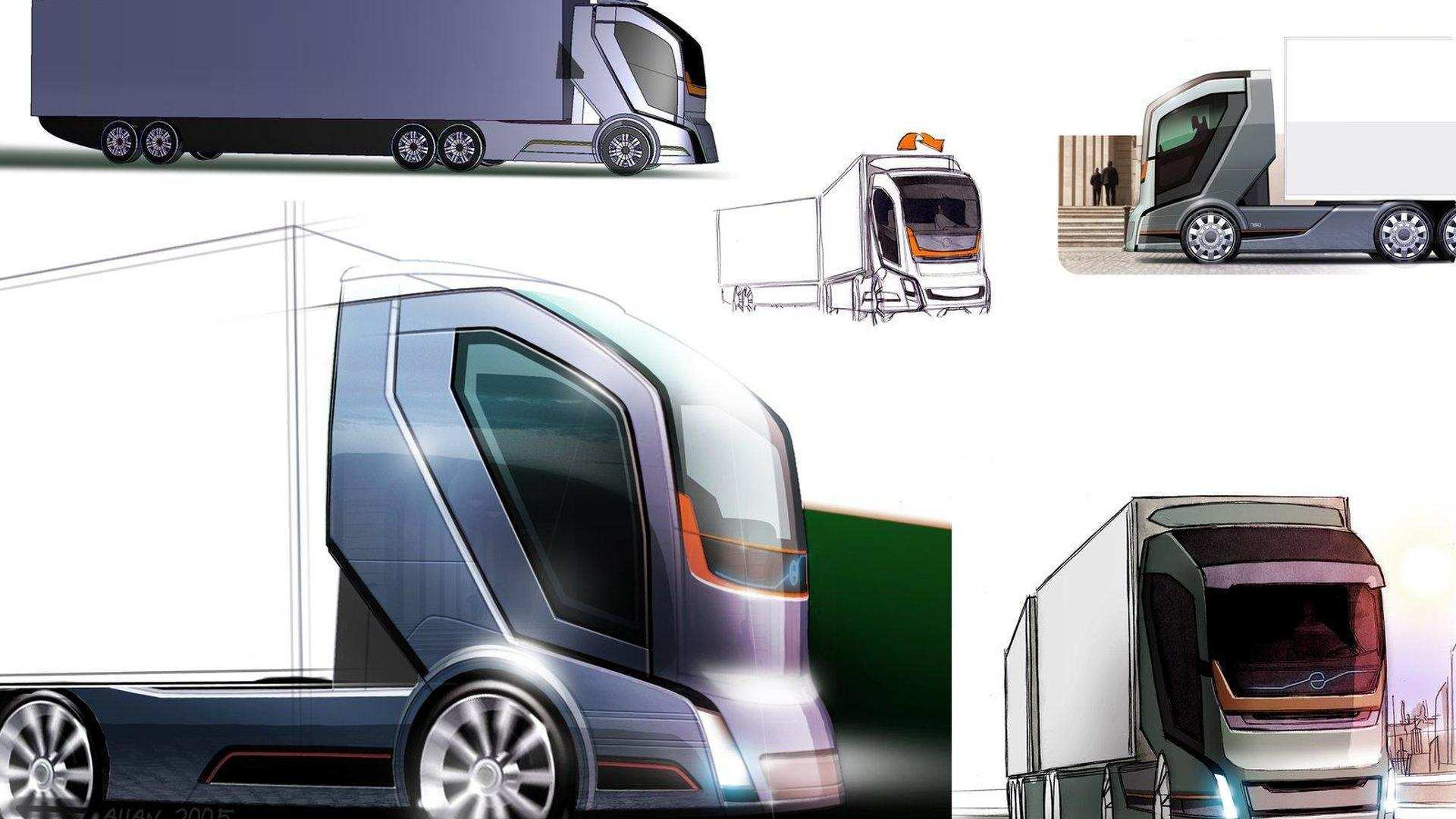 21 Concept of New Volvo Truck 2020 Release Date by New Volvo Truck 2020