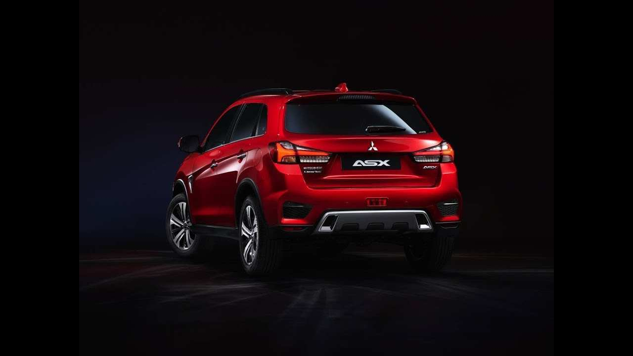 21 Gallery of Mitsubishi Asx 2020 Specs Rumors for Mitsubishi Asx 2020 Specs