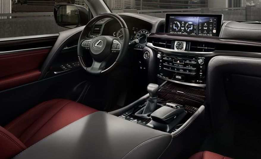 21 Great Lexus Lx 570 Black Edition 2020 History for Lexus Lx 570 Black Edition 2020
