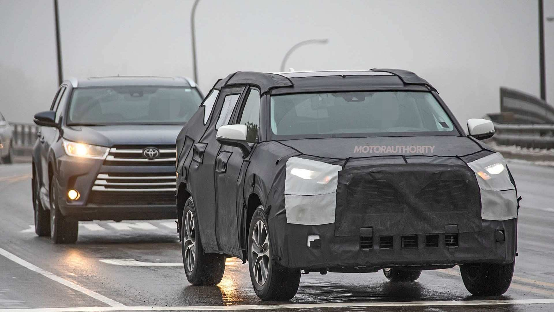 21 Great Toyota Highlander 2020 Redesign Pictures by Toyota Highlander 2020 Redesign