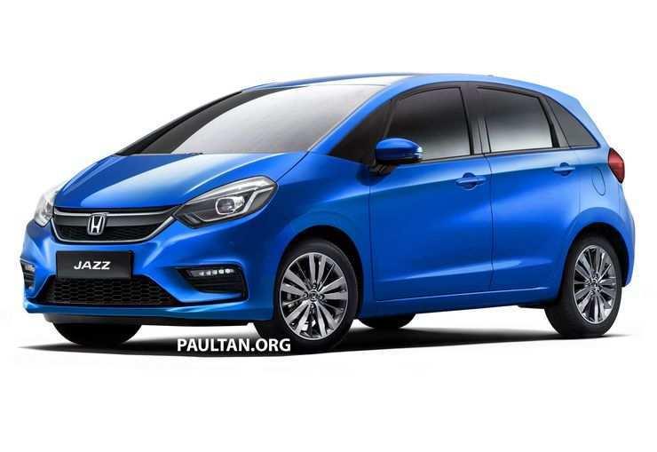 21 New Honda Jazz New Model 2020 Pictures for Honda Jazz New Model 2020