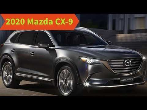 21 New Mazda Cx 9 2020 Picture by Mazda Cx 9 2020